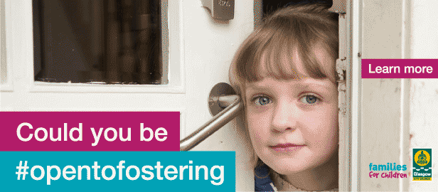 Open to Fostering Banner